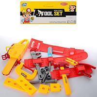 Игровой набор инструментов на поясе 838B