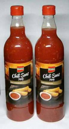 Соус Chili Saus Pittig Kania (соус кисло-сладкий) Голландия 700мг, фото 2