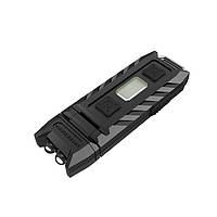 Фонарь многофункциональный Nitecore THUMB LEO (1xLED + UV LED, 45 люмен, 3 режимов, USB)