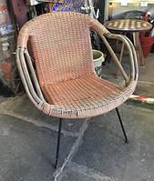 Кресло из ротанга (классика 60-х годов)