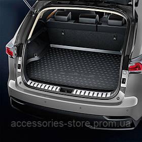 Коврик багажника резиновый для Lexus NX, черный
