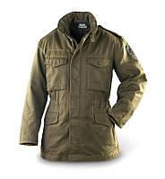 Комплект военной одежды для мужчин Австрия куртка М-65 и брюки на лямках, фото 1