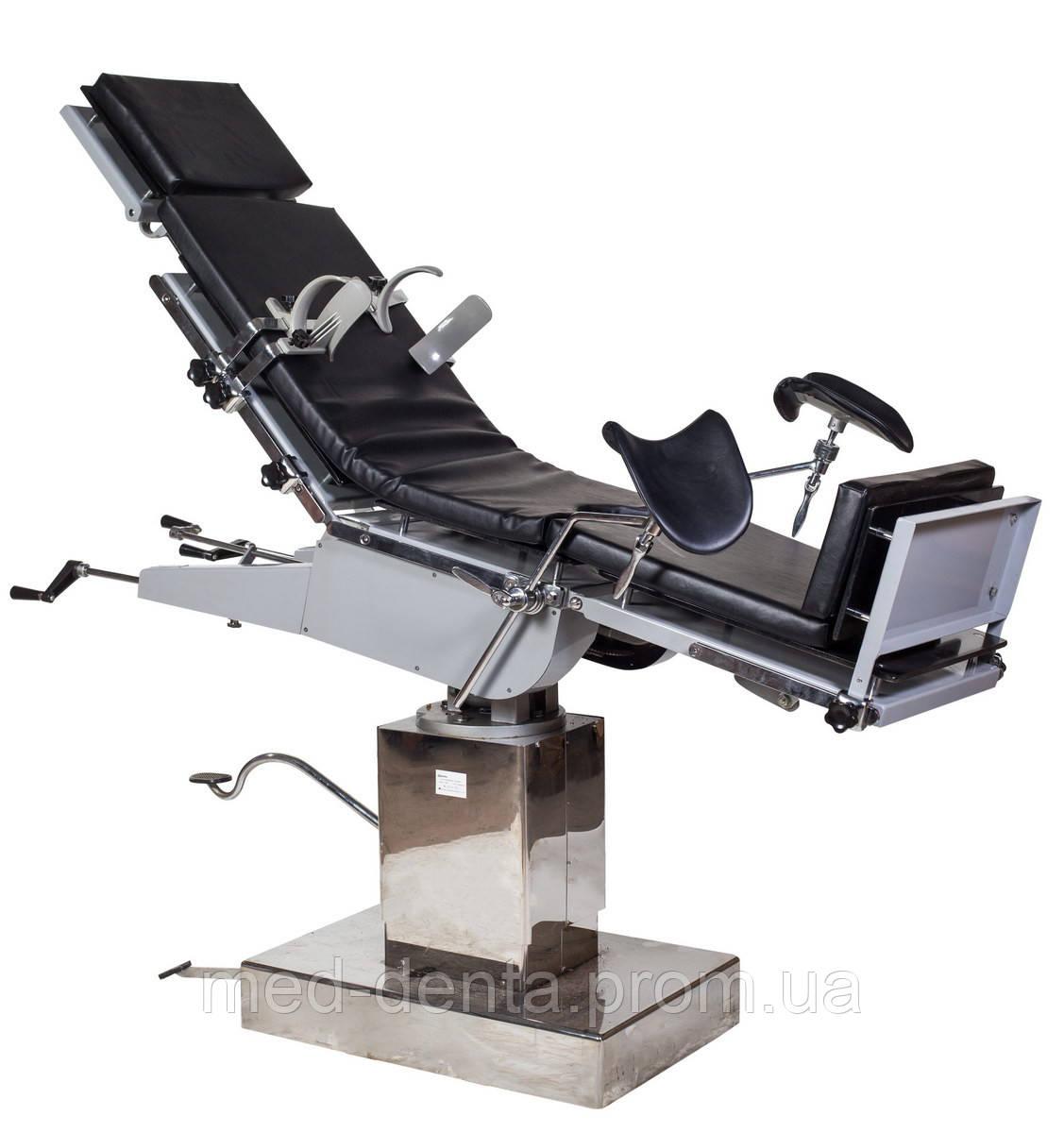 Стол операционный 3008 (механико-гидравлический, рентгенпрозрачный)  NaviStom