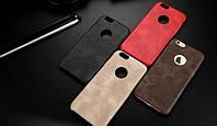 Кожаный винтажный чехол iPhone 5 5s 5se
