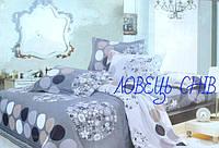 """Комплект постельного белья ТМ """"Ловец снов"""", Пузырьки"""