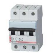 Автоматический выключатель 100А 16кА 3 полюса тип C 409281 DX3 Legrand