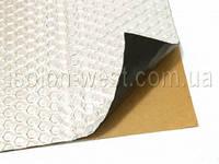 Виброизоляция Гермаст(Викар) ЛТ(фа) 2.3 мм, размер 63 х 60 см