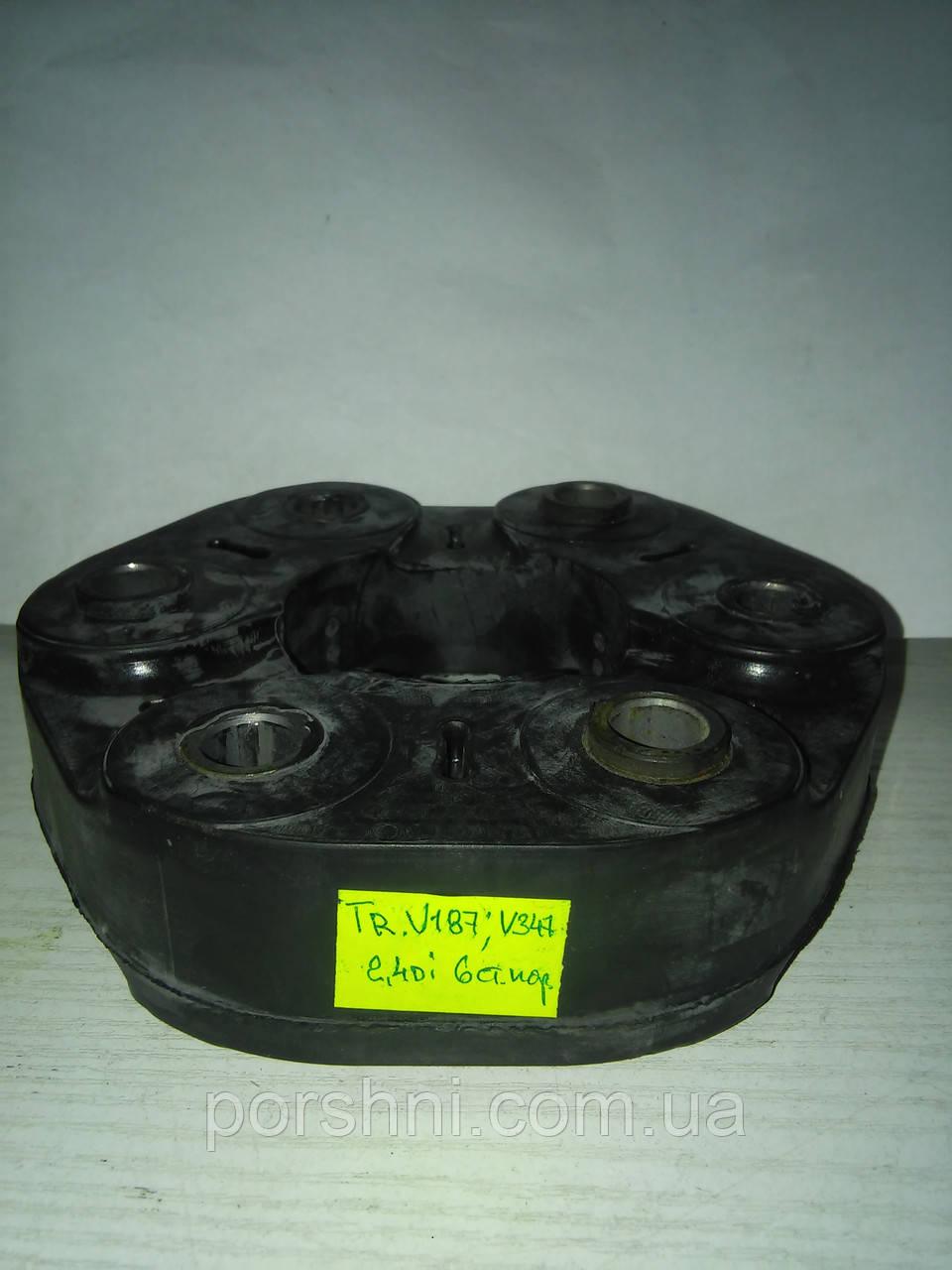 Еластична муфта Ford Тransit V184 2.4 V347 2.4 2006 --- 6 ст кор. FB71755. N: 4165078