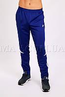 Спортивные зауженные штаны NIKE синие