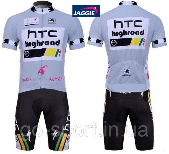 Велоформа HTC highroad 2011 bib