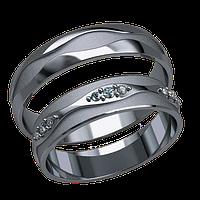 Обручальные кольца К 20003 (пара)