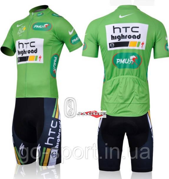Велоформа HTC highroad bib