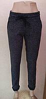 Модные женские штаны полу-спорт 7\8длина