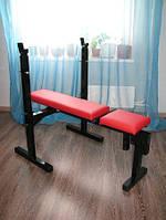 Жим лежа регулируемая спинка и сиденье