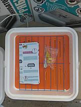 Автоматический инкубатор для яиц Рябушка Smart Plus - 70 цифровой , инфракрасный нагревательный элемент, фото 3