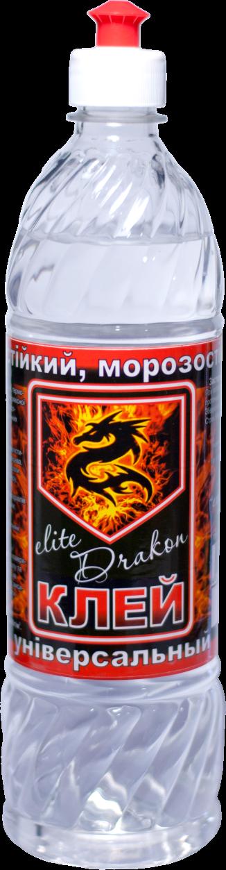 """Клей  полимерный Дракон """"Elit DRAKON"""" 0,8 л"""
