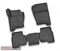 Коврики в салон LAND ROVER Range Rover Sport c 2015- , цвет:черный , производитель NovLine