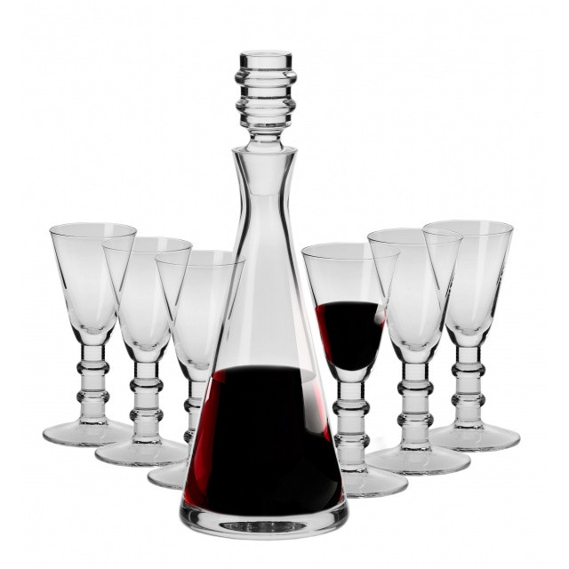 Набор для ликера Krosno Liqueur (1+6 шт) FKP0837000001010