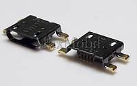Разъем micro usb HTC One X  S720e, One S Z320, Z520, Z560