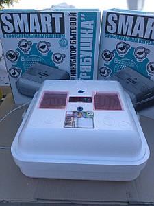 Инкубатор для яиц Рябушка Smart Plus - 70 цифровой с ручным переворотом и инфракрасным нагревателем