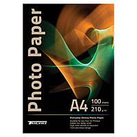 Бумага Tecno A4 210g 100 pack Glossy, Premium Photo Paper CB (PG 210 A4 CP)
