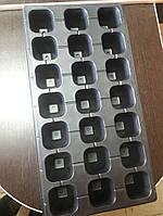 Кассеты для рассады Польша 21 ячейка, размер 28*54см