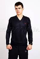 Пуловер мужской POLO темно синий