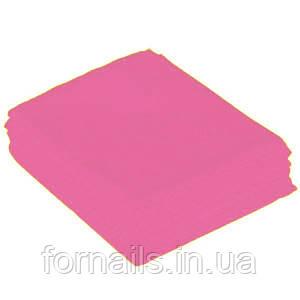 Простынь одноразовая розовая 20 шт, р-р 0.6*2 м, Doily