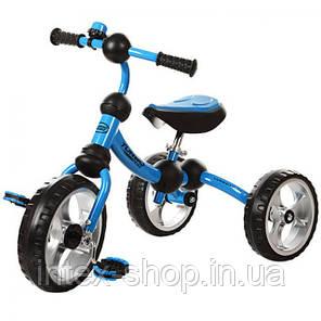 Трехколесный велосипед Turbo Trike M 3192-1 , фото 2
