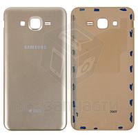 Задня кришка Samsung Galaxy J7 J700 (2015) Gold (High Copy)