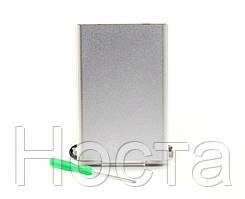 """Внешний карман USB2.0 ДЛЯ HDD SATA 2,5"""" PROLOGIX BS-U25F Silver"""