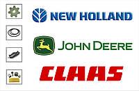 Палець New Holland Запчасти на комбайны (Клаас), JOHN DEERE (Джон Дир), NEW HOLLAND (Ню Холанд)