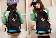 Рюкзак P011 черный