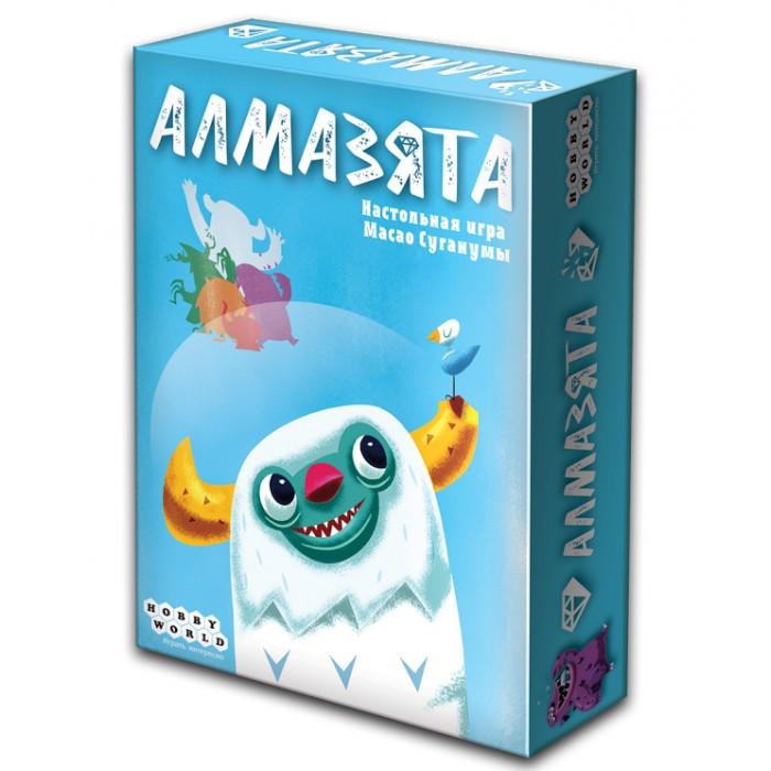 Настольная игра Алмазята (Diamonsters)