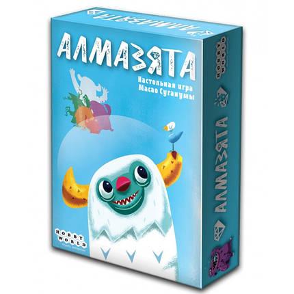 Настольная игра Алмазята (Diamonsters), фото 2