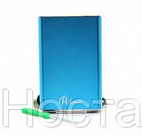 """Внешний карман USB2.0 ДЛЯ HDD SATA 2,5"""" PROLOGIX BS-U25F Blue"""