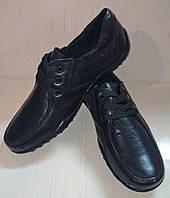 Туфли черные для школьника  р. 31, 34, 35