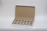 Упаковка для 24 кексов 470х330х90
