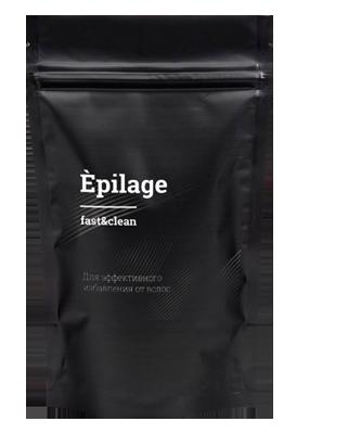 epilage эпилаж средство для депиляции