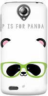 Чехол для Lenovo A830 (Panda)