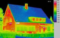 Тепловизионное обследование коттеджа, площадью 100 - 150 м2