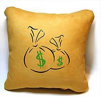 """Подарочная подушка №09 """"Зарплата"""""""