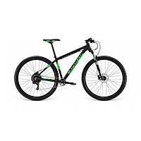 "Велосипед 29"" Apollo Xpert 40 рама - XL 2017 Matte Black/Gloss Fluoro Green/Gloss Black"