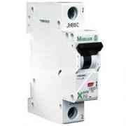 Автоматический выключатель 2A 6кА 1 полюс тип B PL6-B2/1 Eaton (Moeller)
