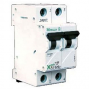 Автоматический выключатель 25A 6кА 2 полюса тип B PL6-B25/2 Eaton (Moeller)