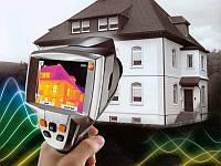 Тепловизионное обследование  для коттеджа, площадью 150-300 м2