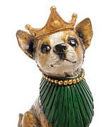 Статуэтки собак из полистоуна