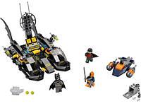 Lego Super Heroes лего Погоня в бухте на Бэткатере 76034