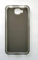 Чехол бампер силиконовый Doogee X9 Mini серый