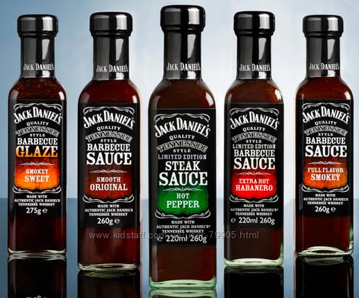 Соусы Jack Daniels в наличии., фото 2